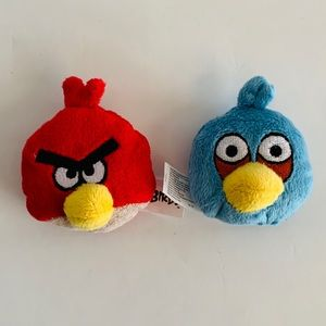 *Angry Birds Plush Toys